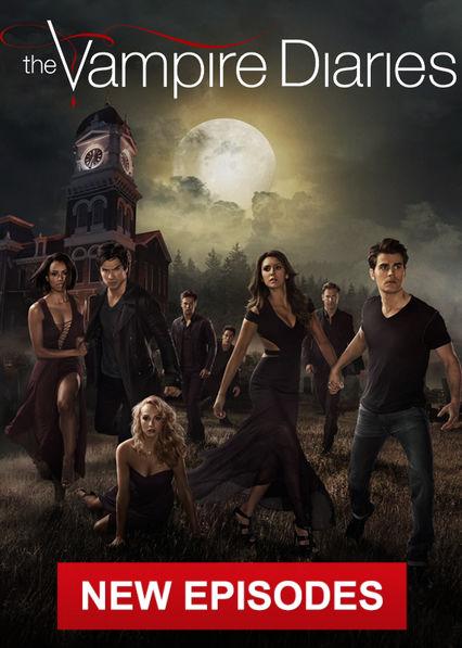 Netflix Vampire Diaries
