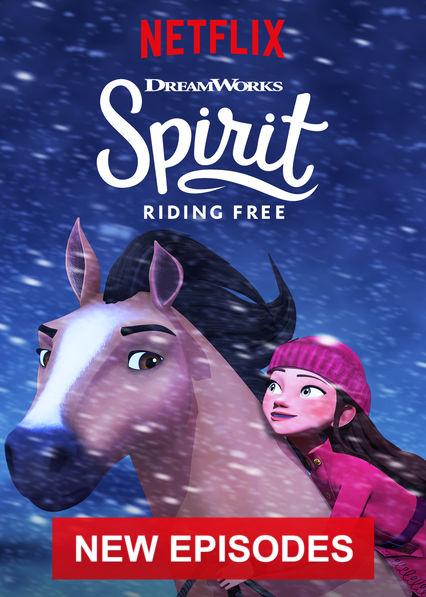 Spirit: Riding Free