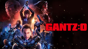 Gantz:O on Netflix AUS/NZ