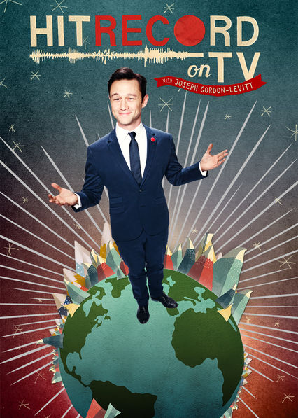 Hit Record on TV with Joseph Gordon-Levitt on Netflix USA