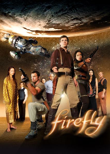 Firefly on Netflix UK