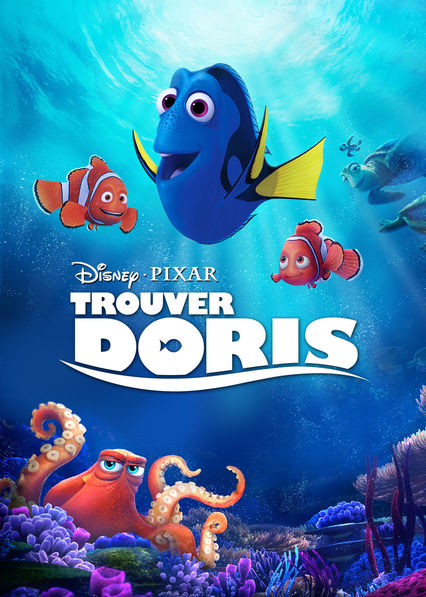 Finding Dory (French Canadian Version)