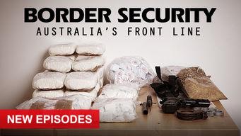 Border Security: Australia's Front Line on Netflix USA