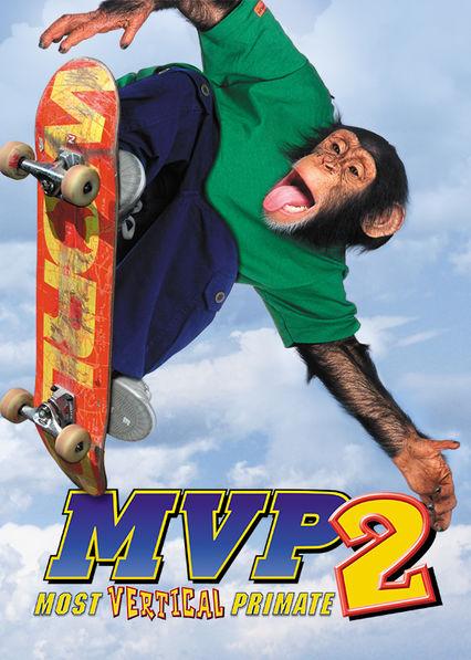 MVP 2:  Most Vertical Primate on Netflix UK