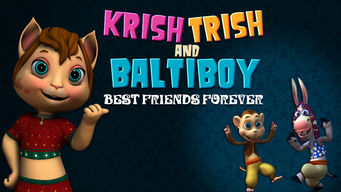 Krish Trish and Baltiboy - Best Friends Forever