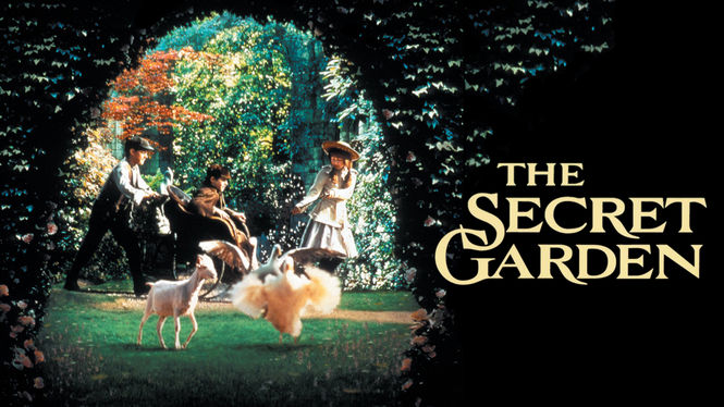 Is 'The Secret Garden' available to watch on Netflix in