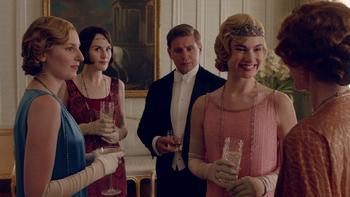 Episodio 8 (TTemporada 5) de Downton Abbey