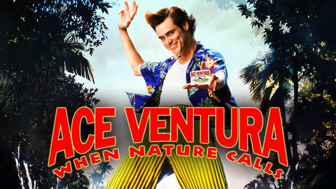 Ace Ventura: When Nature Calls on Netflix UK