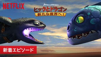 ヒックとドラゴン: 新たな世界へ!