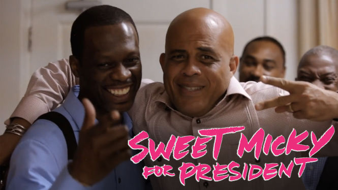 Locandina di Sweet Micky for President