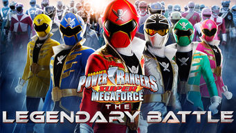 Power Rangers Super Megaforce: The Legendary Battle (Extended)