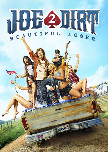 Joe Dirt 2: Beautiful Loser on Netflix UK