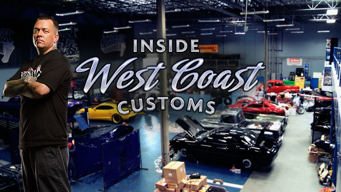 Inside West Coast Customs on Netflix Canada