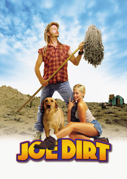 Joe Dirt on Netflix AUS/NZ