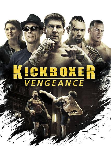 Kickboxer: Vengeance on Netflix AUS/NZ