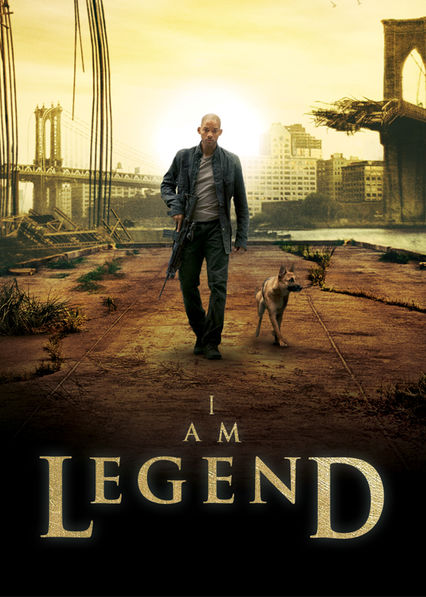 Watch I Am Legend