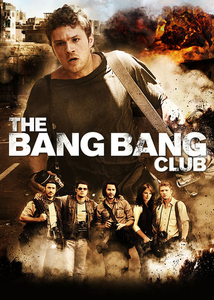Is 'The Bang Bang Club' available to watch on Netflix in Australia