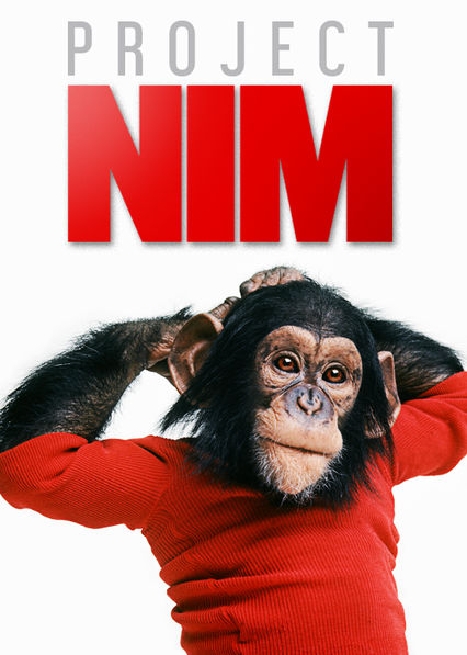 Project Nim on Netflix UK