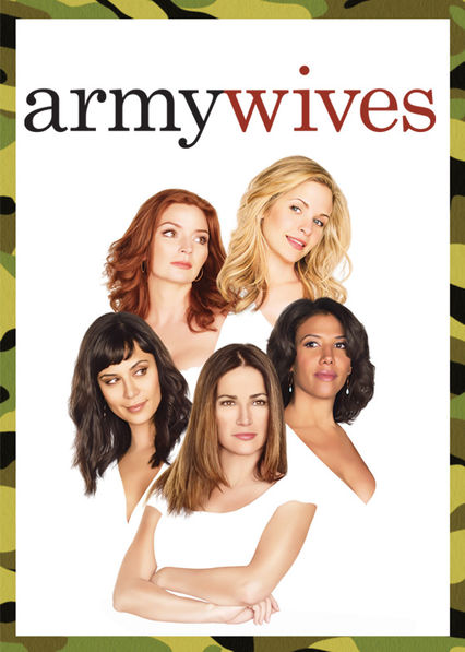 Army Wives on Netflix USA