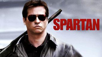 Spartan on Netflix AUS/NZ