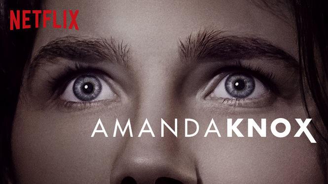 Locandina di Amanda Knox