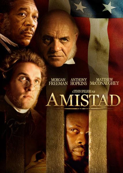 Amistad on Netflix UK