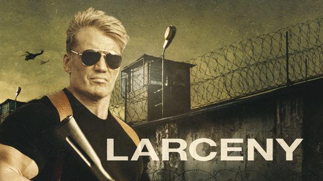 Larceny on Netflix USA