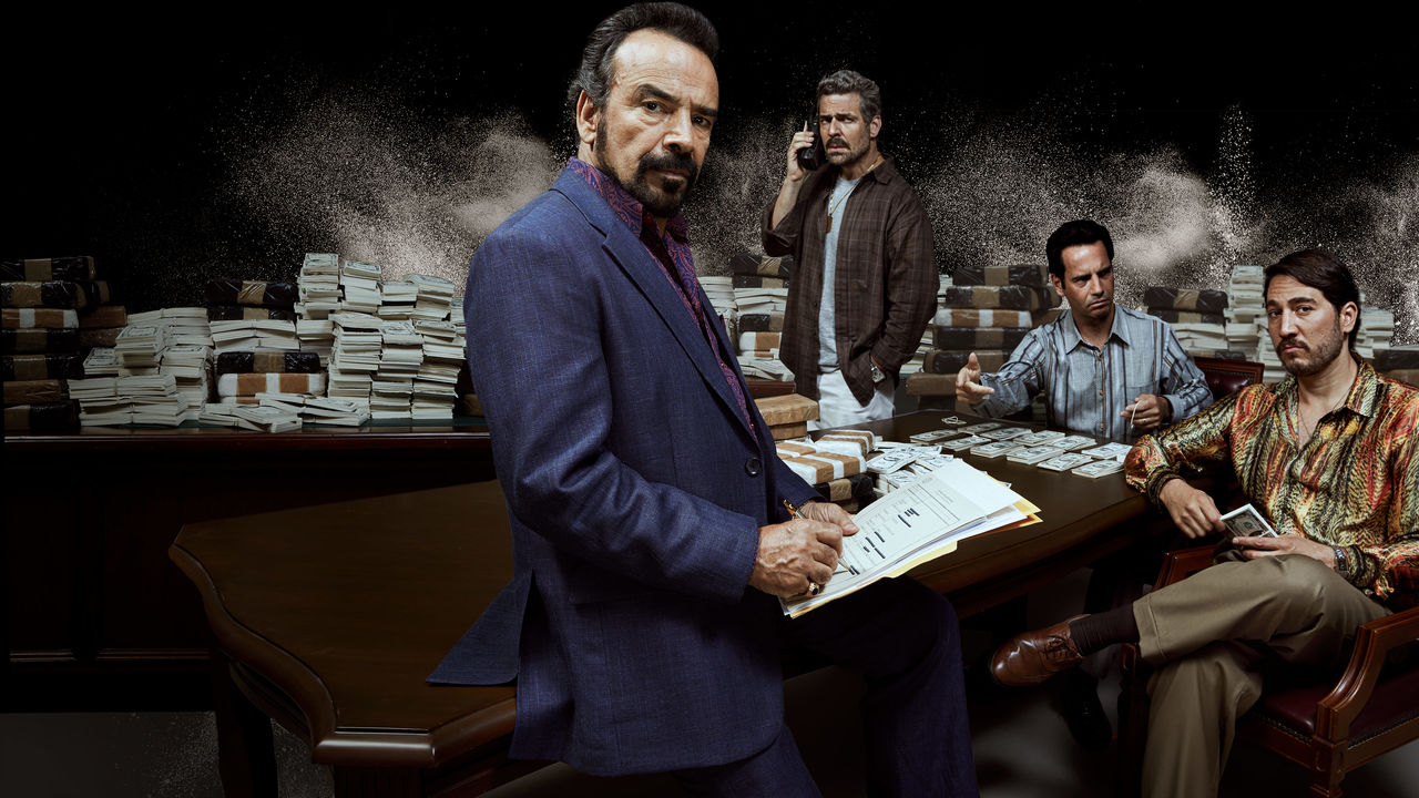 Narcos Netflix Official Site