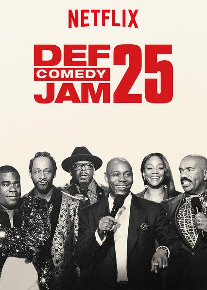 Def Comedy Jam 25 on Netflix UK