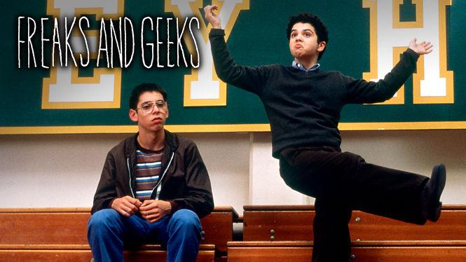 Locandina di Freaks and Geeks