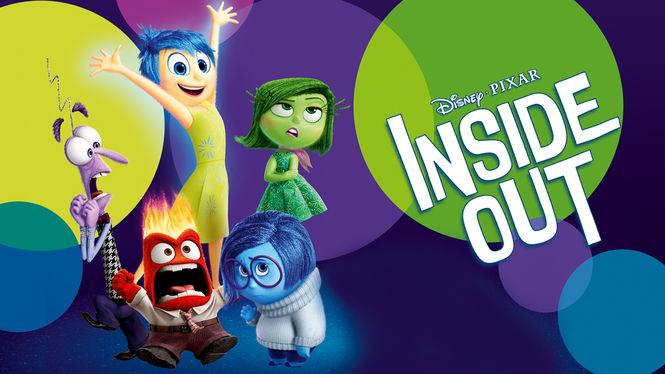 Locandina di Inside Out (2015)