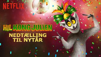 Hil Kong Julien: Nedtælling til nytår