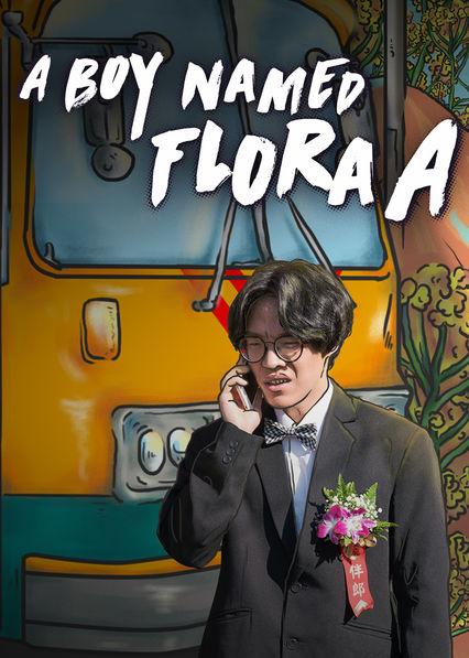 A Boy Name Flora A