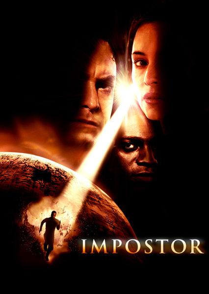 Impostor on Netflix UK