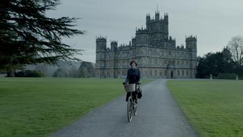Episodio 1 (TTemporada 5) de Downton Abbey