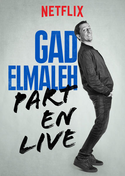 Gad Gone Wild on Netflix AUS/NZ