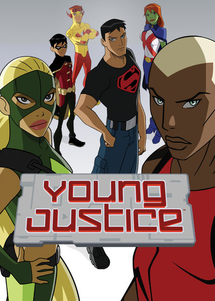 Young Justice on Netflix USA