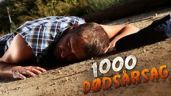 1000 Dødsårsag