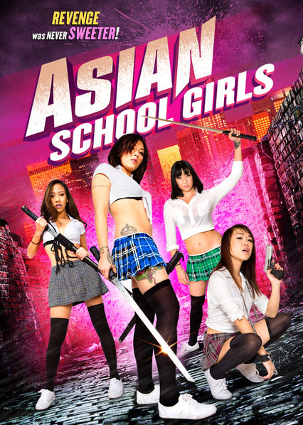 Asian Schoolgirls on Netflix Canada