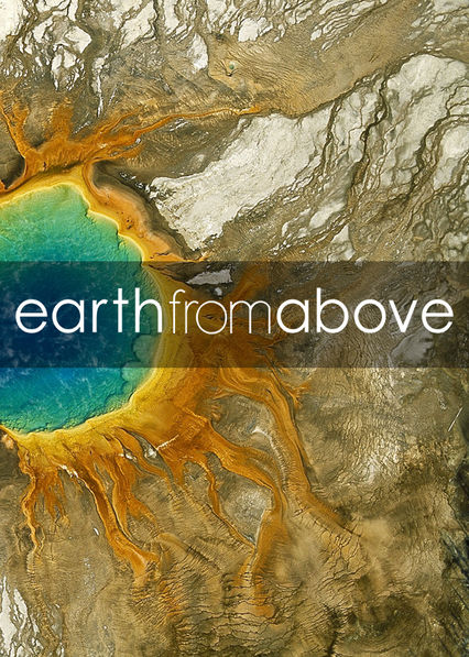 Earth from Above on Netflix Canada