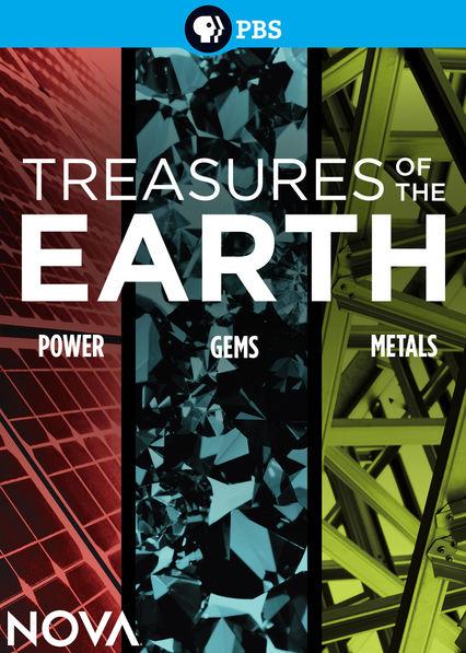 NOVA: Treasures of the Earth on Netflix UK