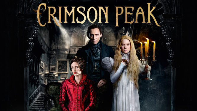 Crimson Peak on Netflix UK