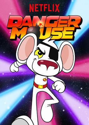 Danger Mouse on Netflix UK