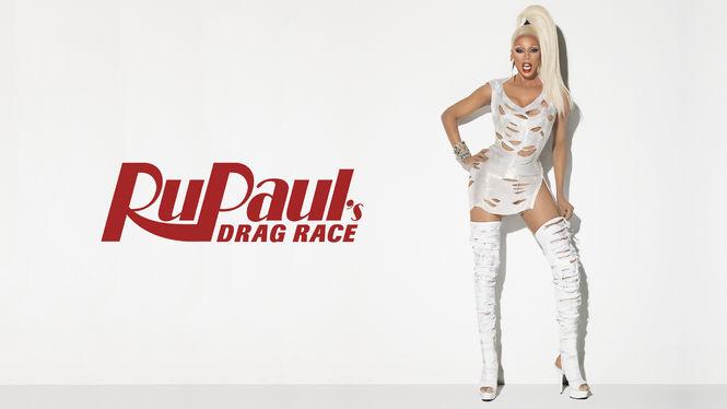 RuPaul's Drag Race on Netflix UK