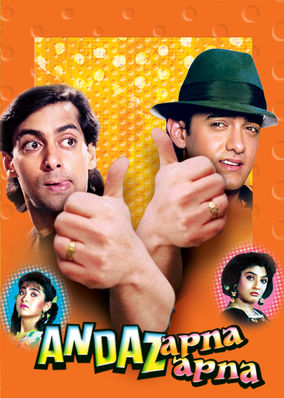 Andaz Apna Apna on Netflix AUS/NZ
