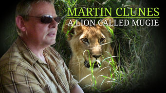 Martin Clunes & a Lion Called Mugie