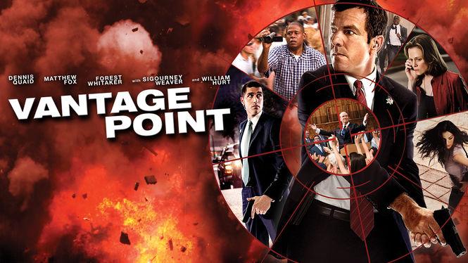 Vantage Point on Netflix USA