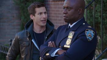 Episodio 8 (TTemporada 3) de Brooklyn Nine-Nine