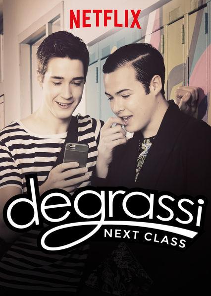 Degrassi: Next Class on Netflix USA