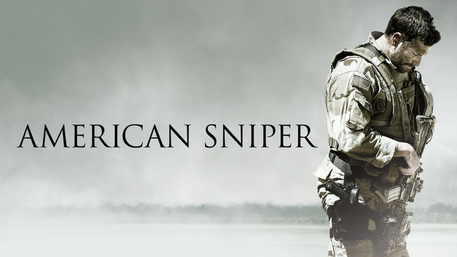 American Sniper on Netflix UK